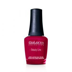 Nail polish - Black Red (1)