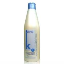 Salerm Keratin Shot Maintenance Shampoo 500ml